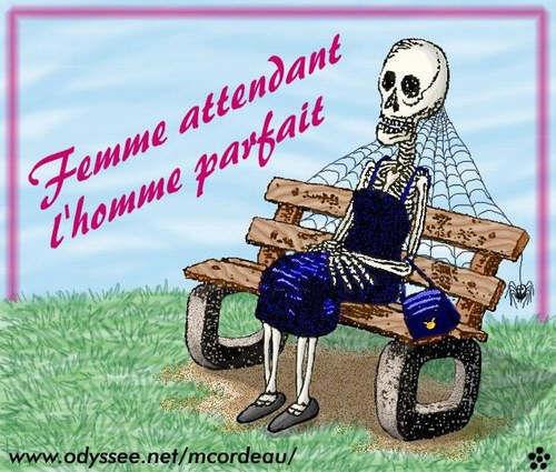 Petit cliché (photo blague) de l'amitié franco berbère